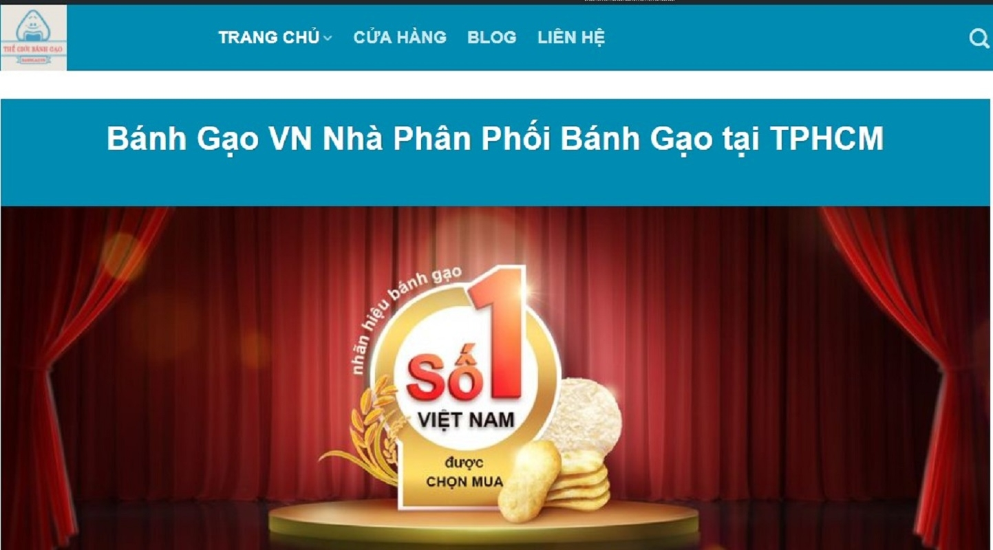 Thế Giới Bánh Gạo (@tgbanhgao) Cover Image