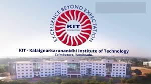 KIT-Kalaignarkarunanidhi Institute of Technology (@kitcoimbatore2750) Cover Image