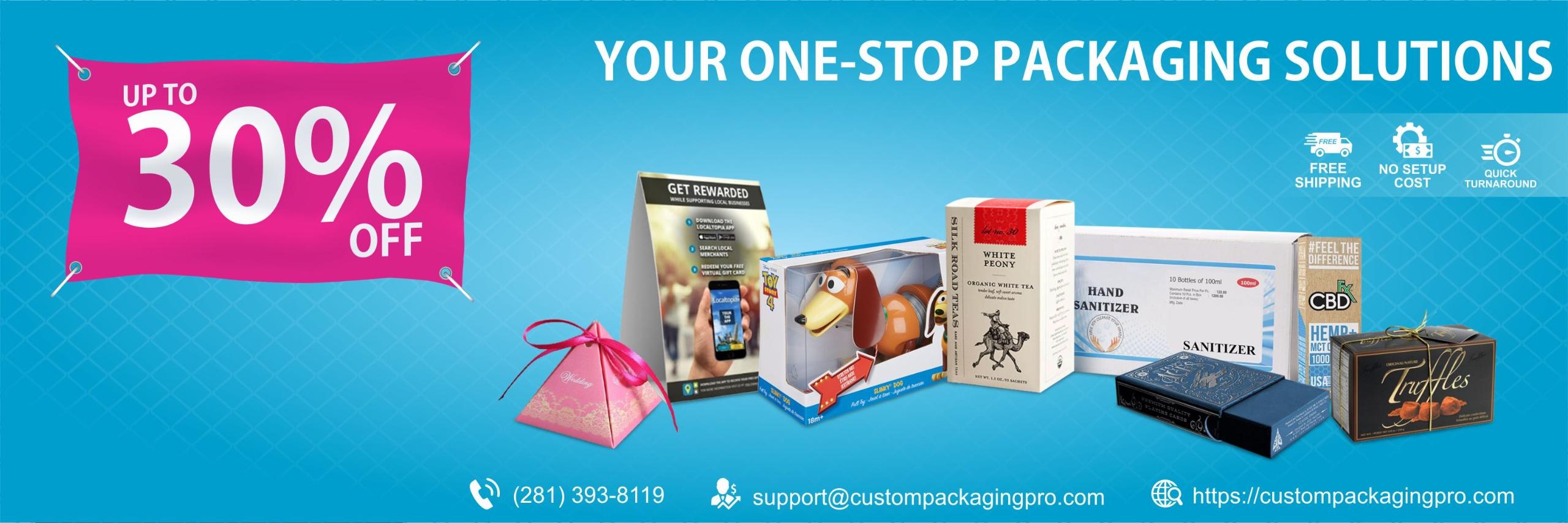 Custom Retail Boxes (@customretailboxes) Cover Image