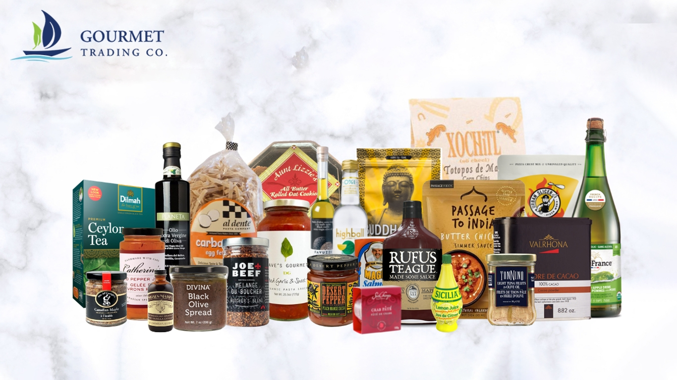 Gourmet Trading Co (@gourmettradingco) Cover Image