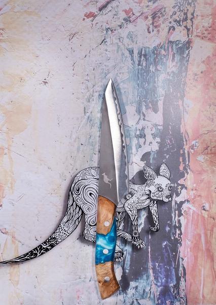 australian kitchen knives (@bigredknives) Cover Image