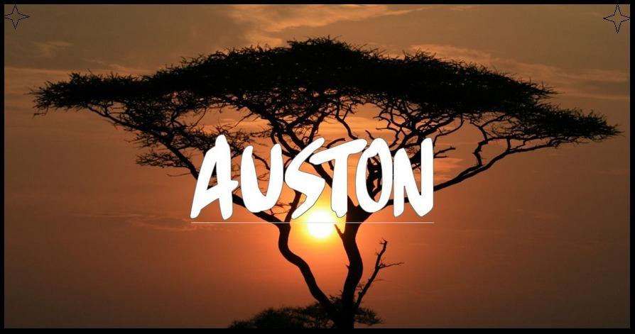 Auston Andrew (@austonandrew) Cover Image
