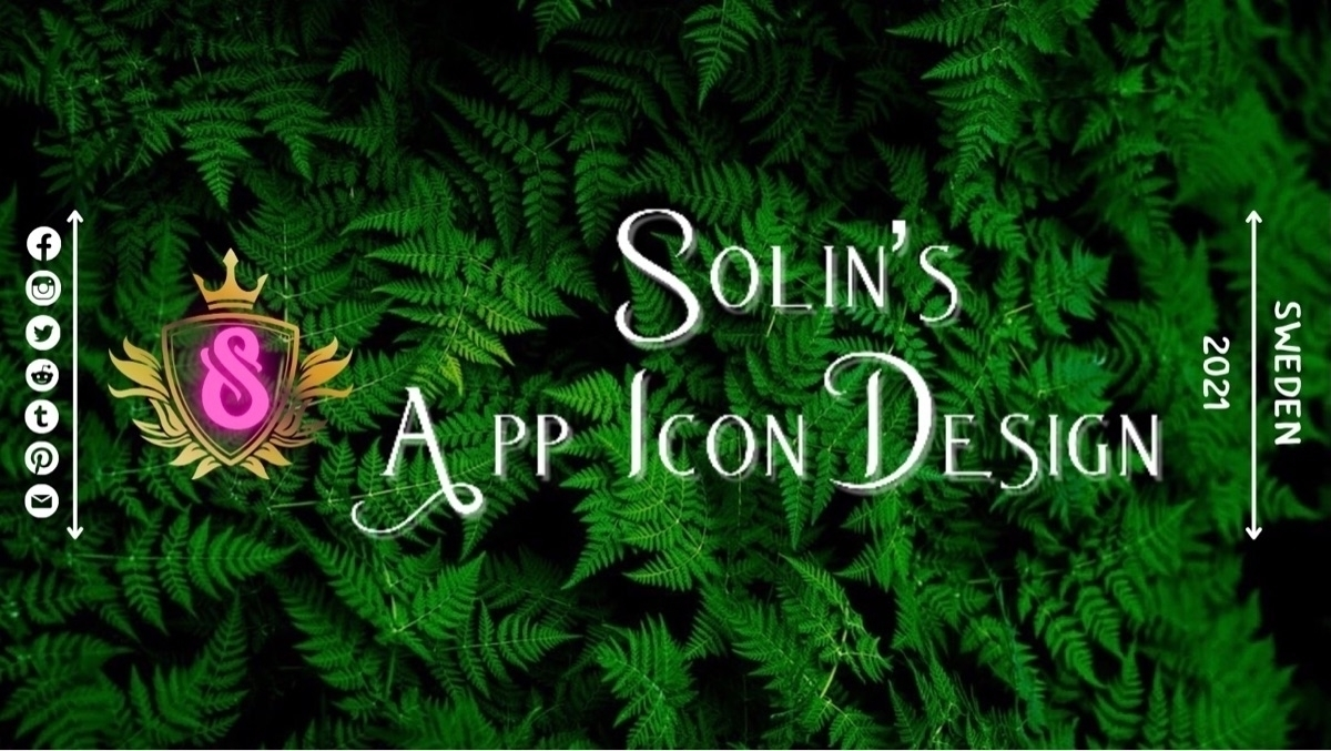 ѕolιn'ѕ app ιcon deѕιgnѕ (@solinsappicondesigns) Cover Image