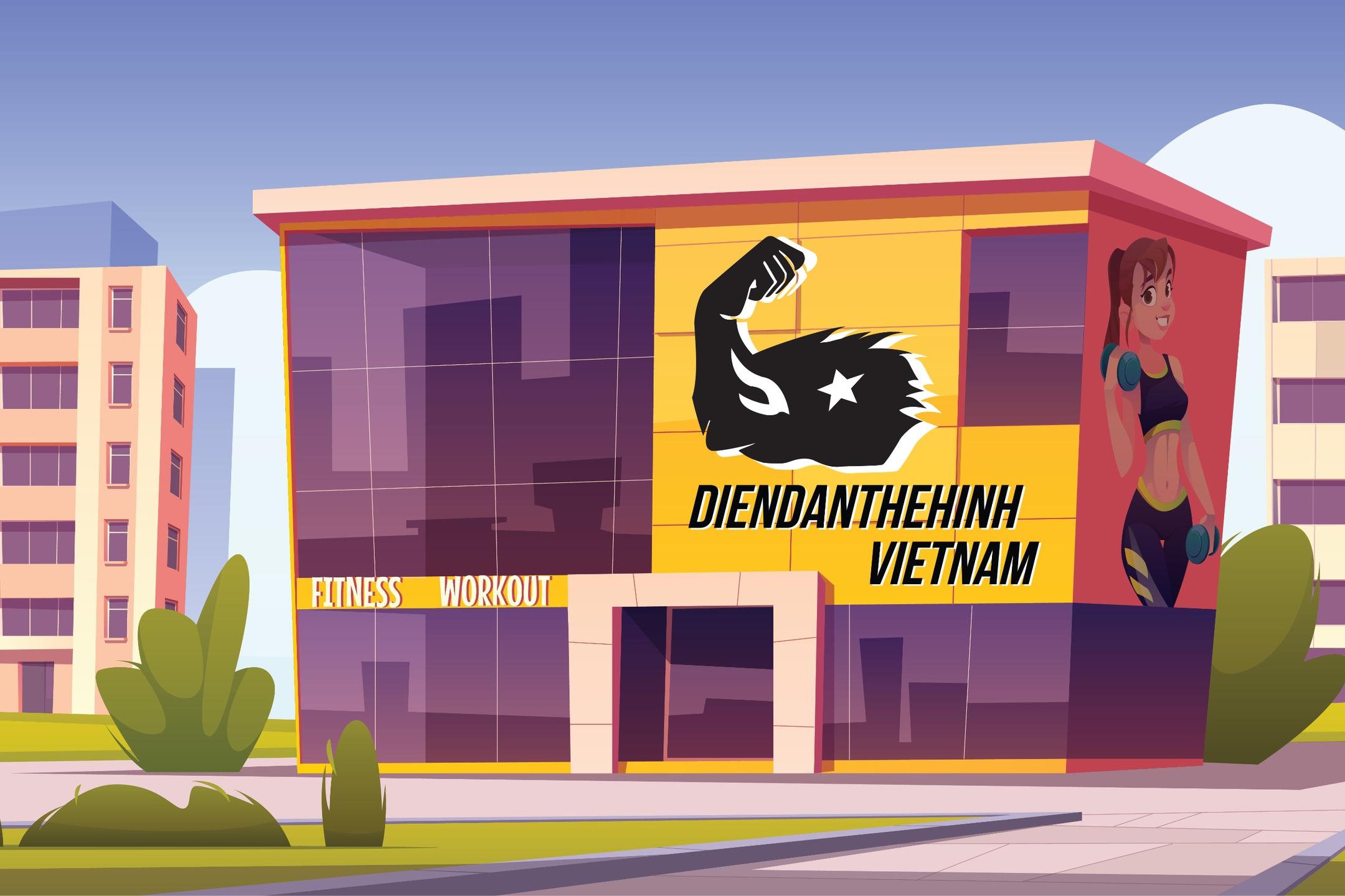 Diễn Đàn Thể Hình Việt Nam (@diendanthehinhvn) Cover Image