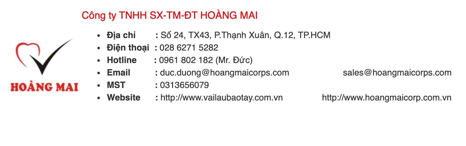 Công Ty TNHH Hoàng Mai (@vailaubaotaycomvn) Cover Image