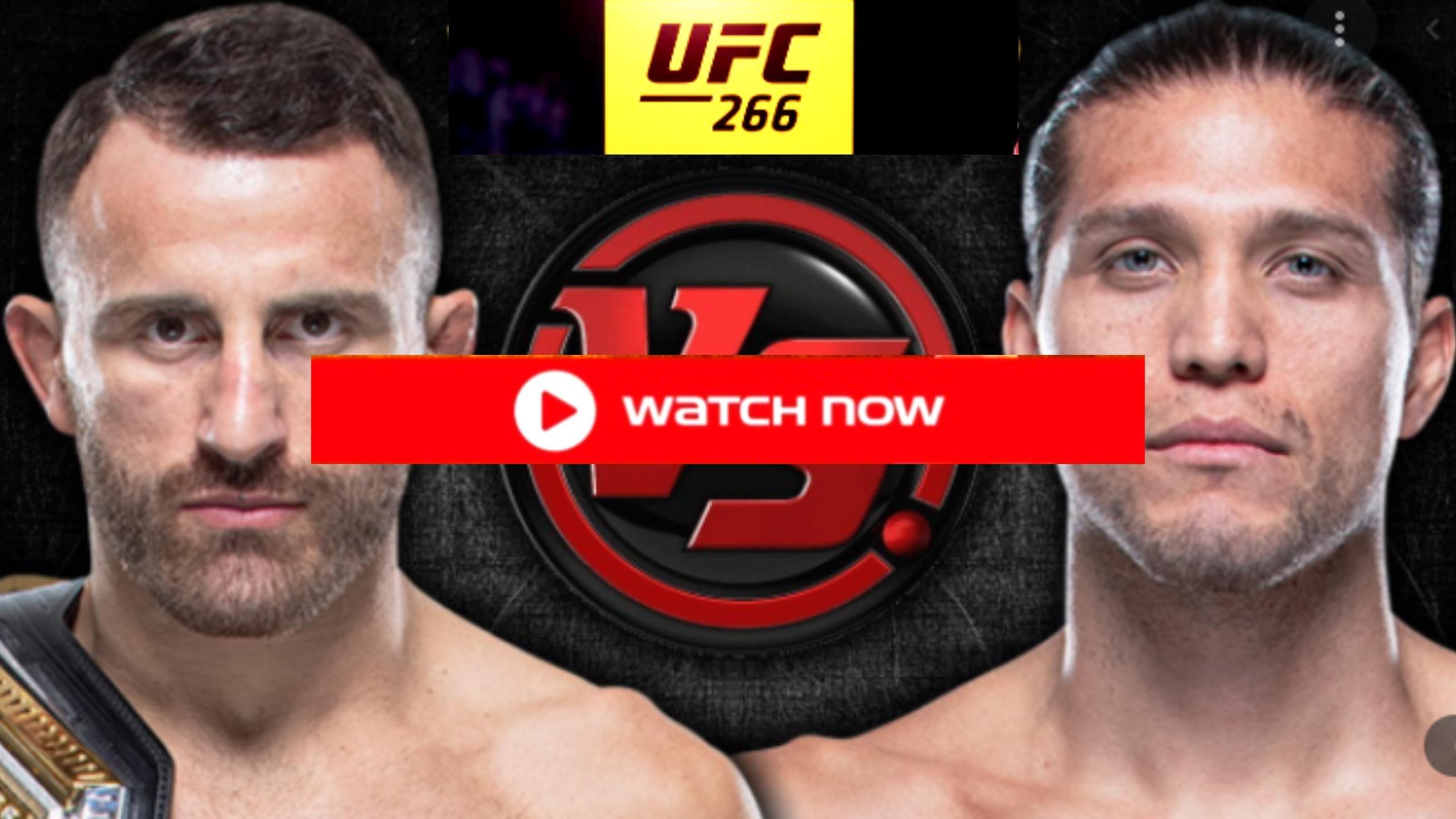 Volkanovski vs Ortega LiVe Stream FrEe (@volkanovskivsortegalivestream) Cover Image