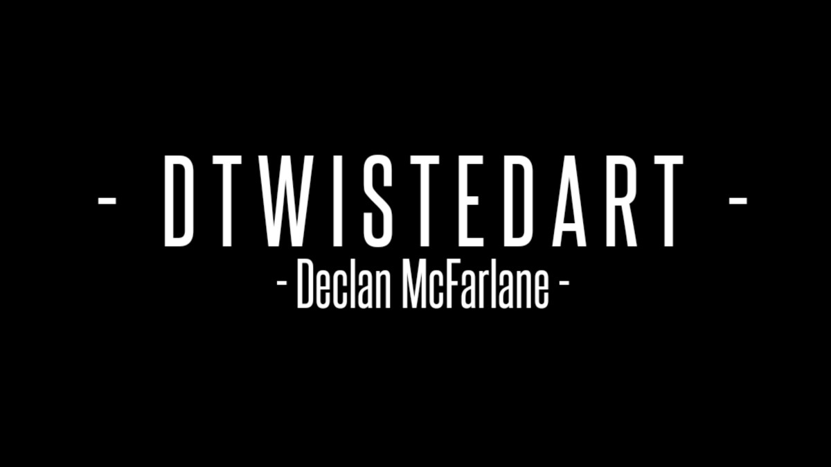 Declan M (@dtwistedart) Cover Image
