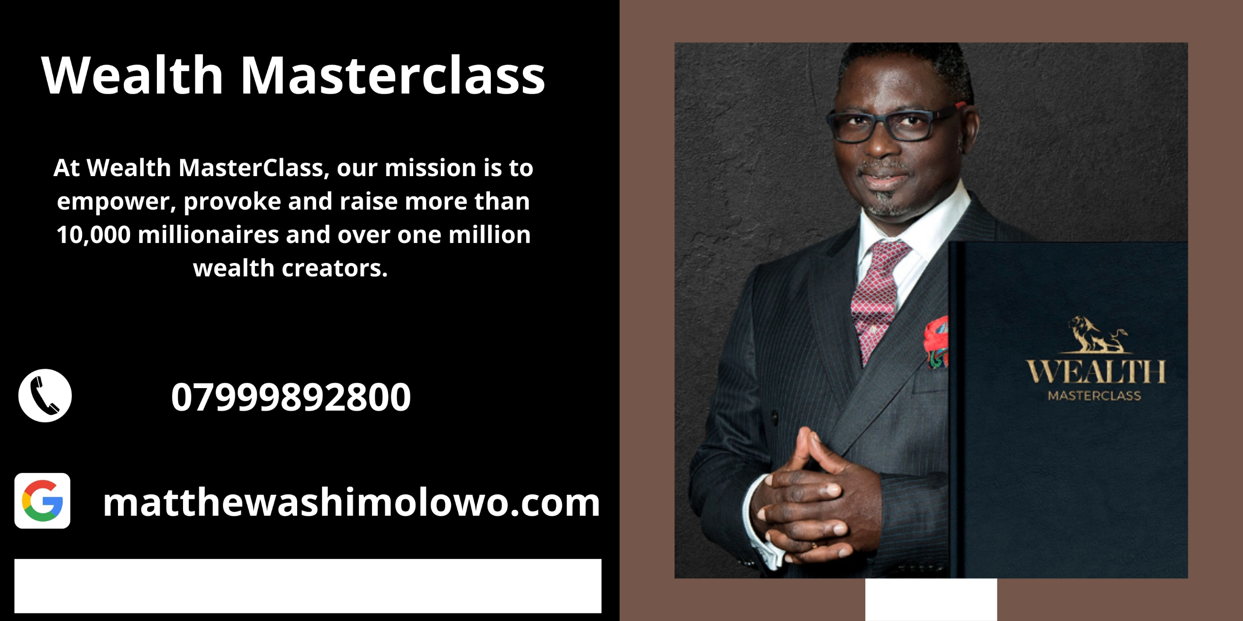Wealth MasterClass (@wealthmasterclass) Cover Image