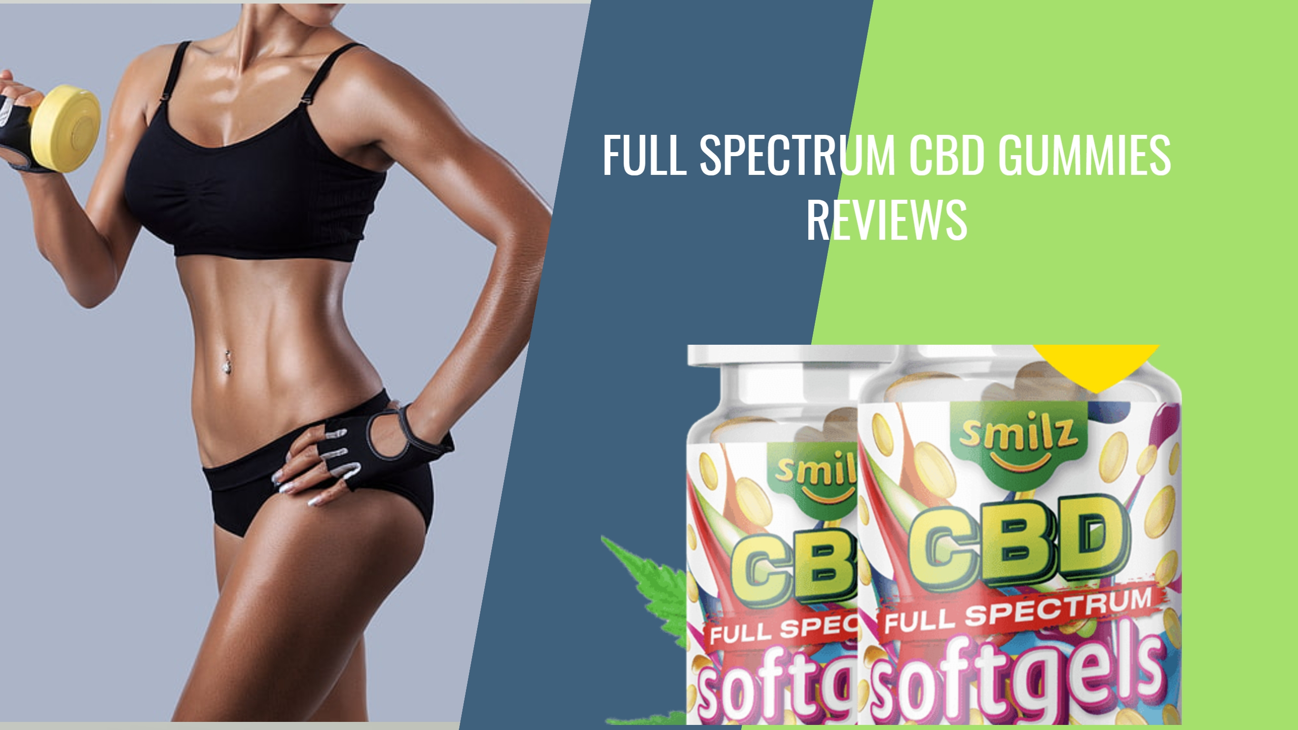 FULL SPECTRUM CBD GUMMIES REVIEWS (@fullspectrumcbd) Cover Image