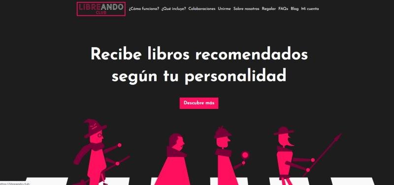 Libreando Club (@libreando) Cover Image