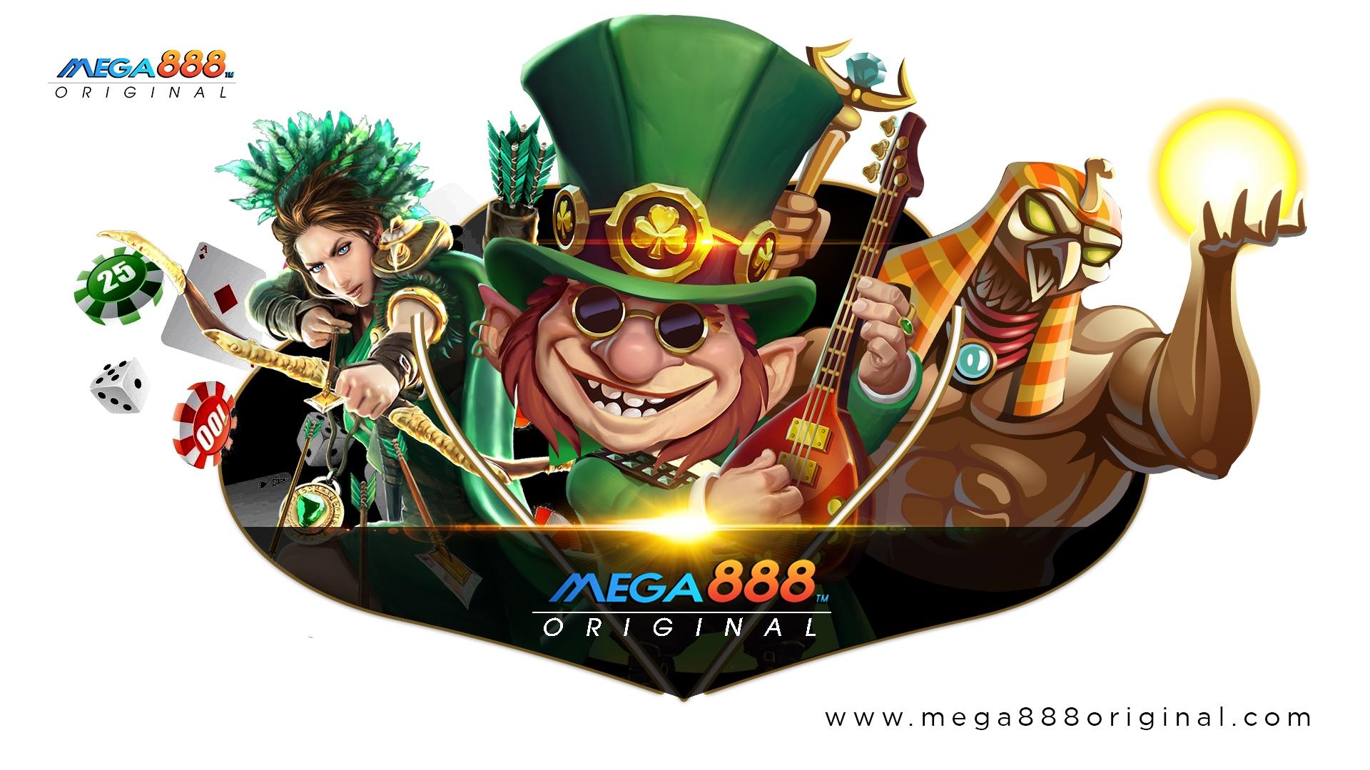 Mega888 Original (@mega888original) Cover Image