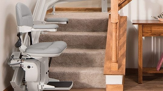 Cork Stairlift (@corkstairlifts) Cover Image
