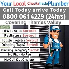 Thames Valley Plumbing & Heating (@thamesvalleyplumbing) Cover Image