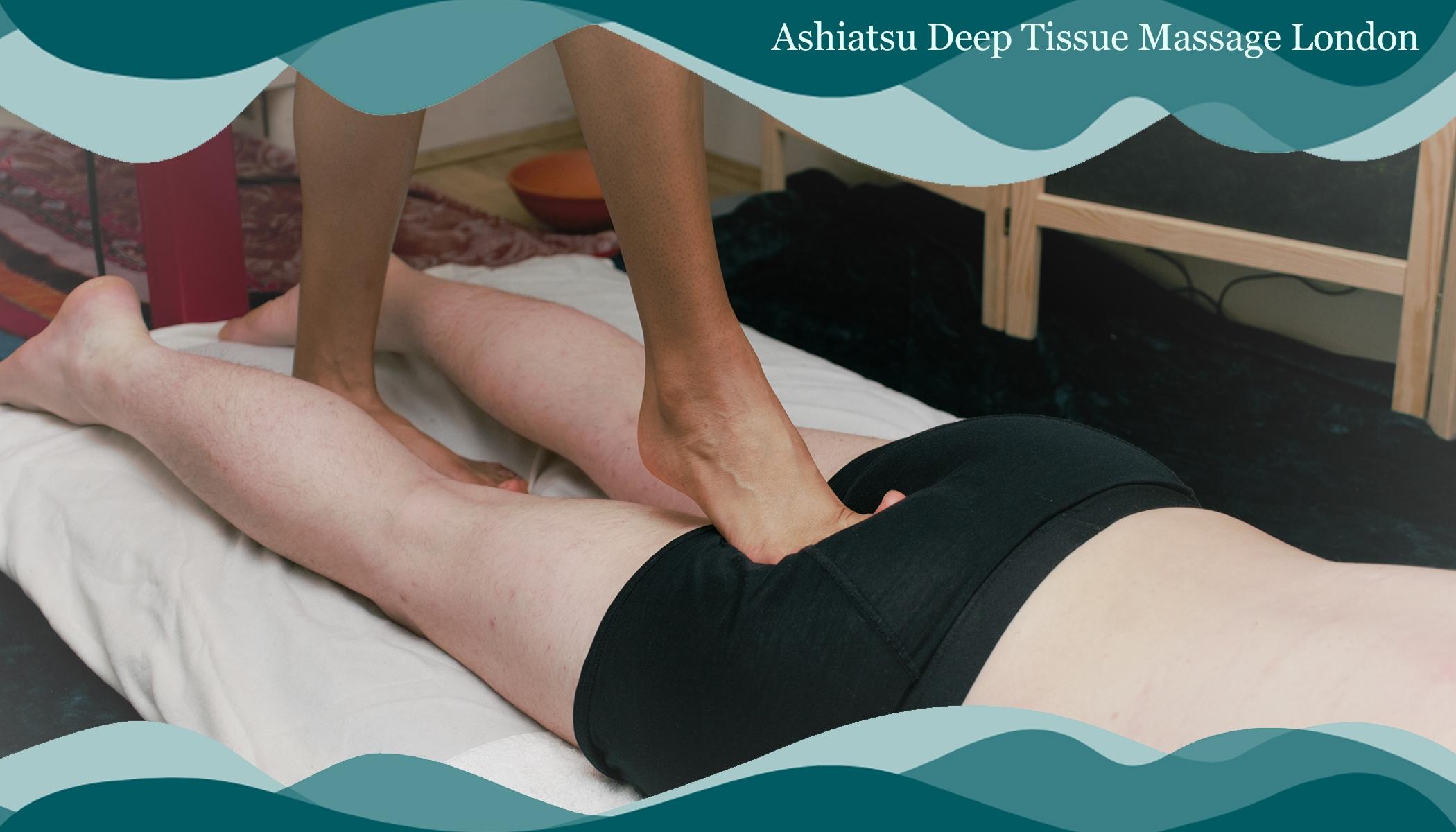 Ashiatsu Deep Tissue Massage London (@ashiatsumassagelondon) Cover Image