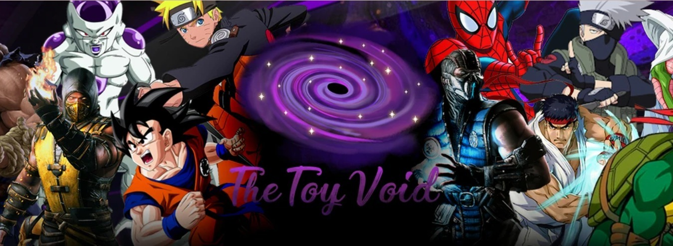 THE TOY VOID (@thetoyvoid) Cover Image