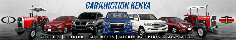 Car Junction Kenya (@carjunctionkenya) Cover Image