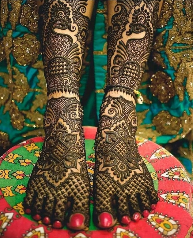 Pradeep Mehandi ArtPradeep Mehandi Art (@pradeepmenhdi) Cover Image