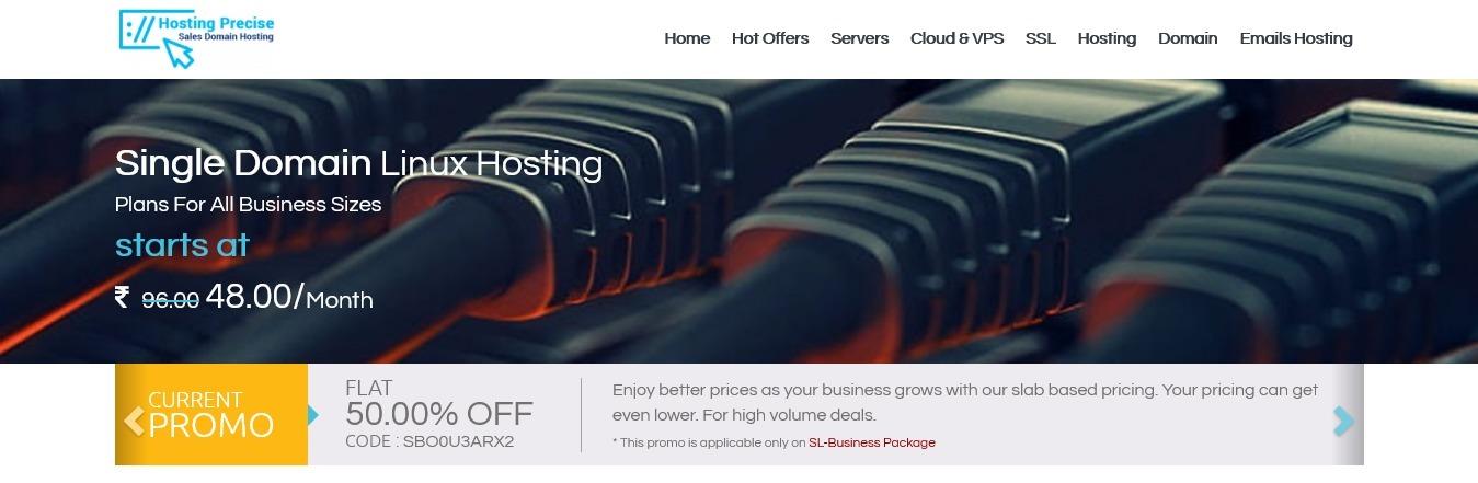 Hosting  (@hostingprecise) Cover Image