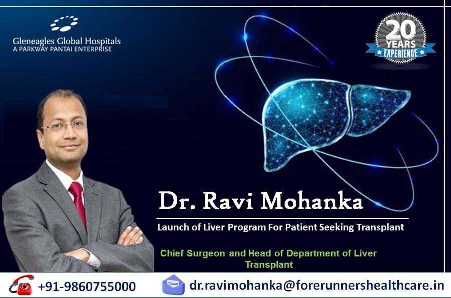 Dr. Ravi Mohanka Best liver Transplant Surgeon (@ananadisa) Cover Image