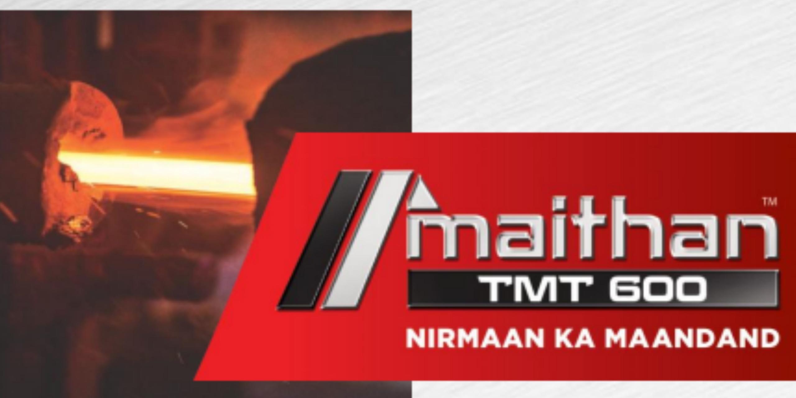 Maithan Steel (@maithansteel) Cover Image