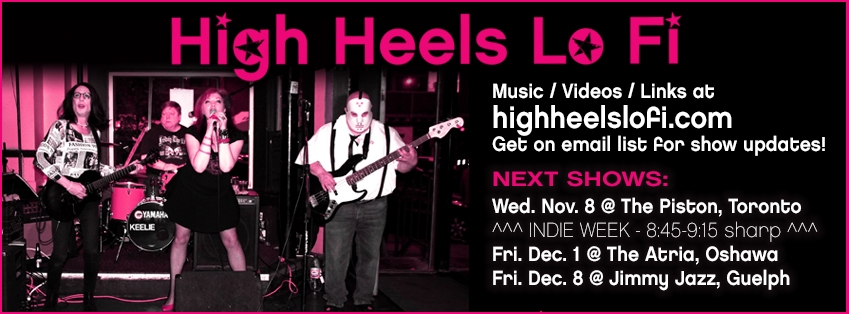 High Heels Lo Fi (@highheelslofi) Cover Image