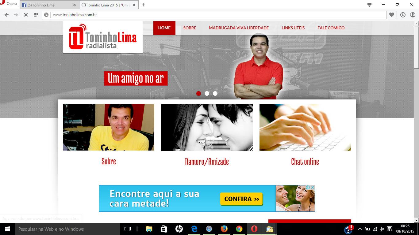 Toninho Lima (@toninholima) Cover Image