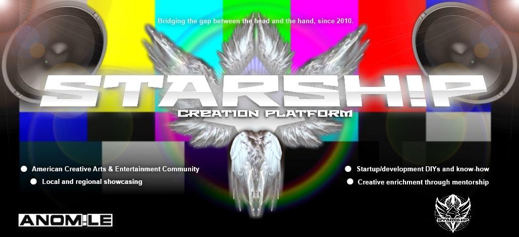 STARSH!P (@starship-creation-platform) Cover Image