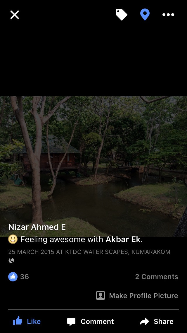 Nizar Ahmed E (@nisarev) Cover Image