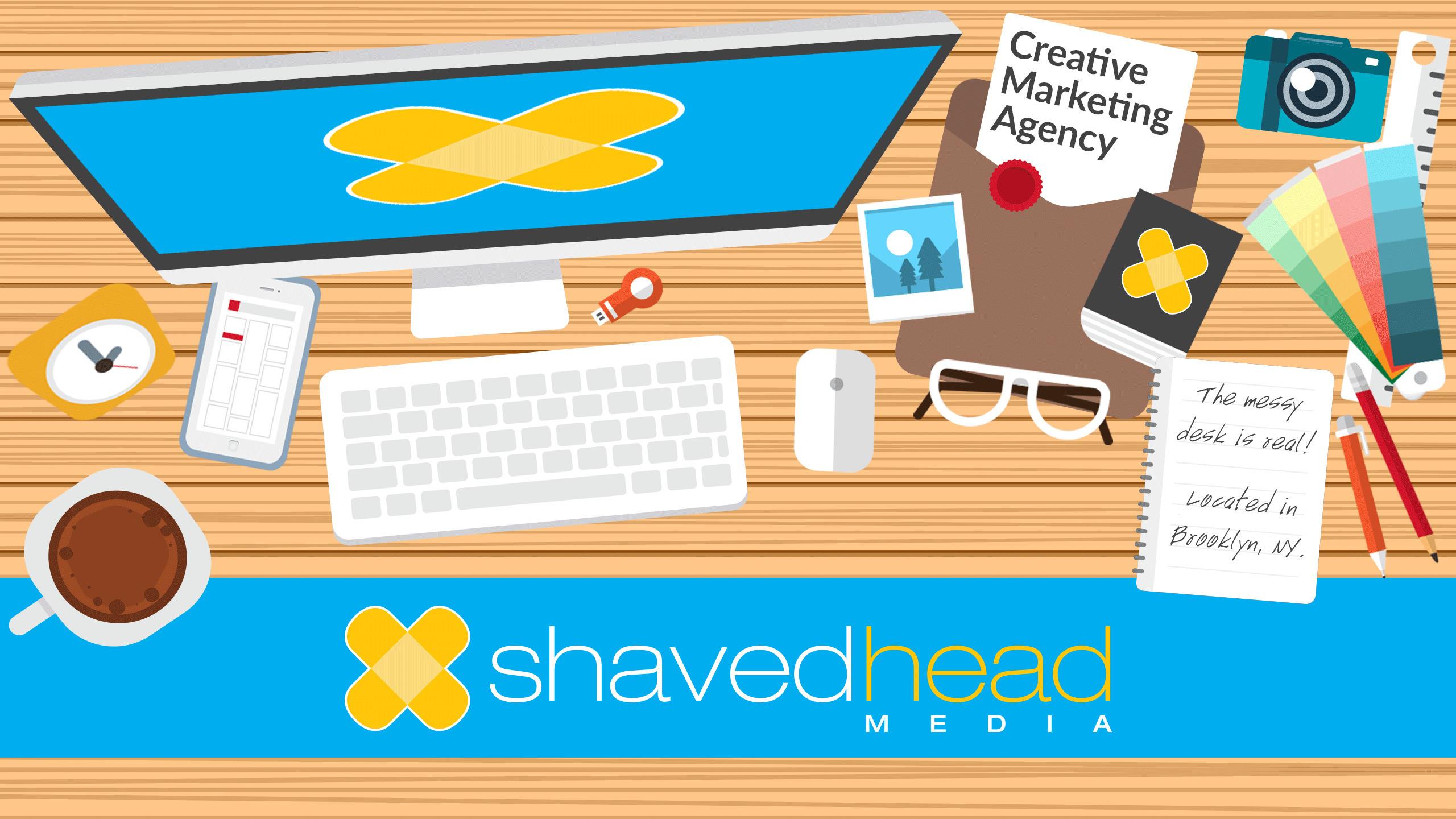 SHAVED HEAD MEDIA, INC. (@shavedheadmedia) Cover Image