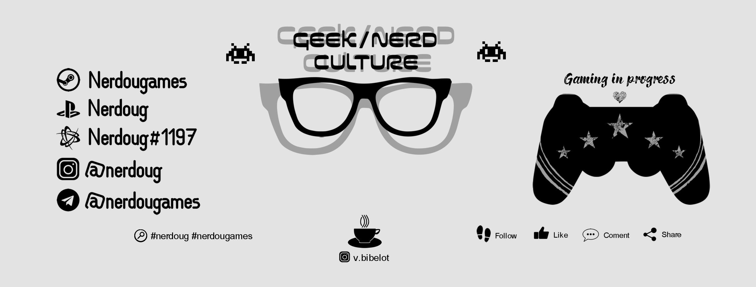 Nerdoug (@nerdoug) Cover Image