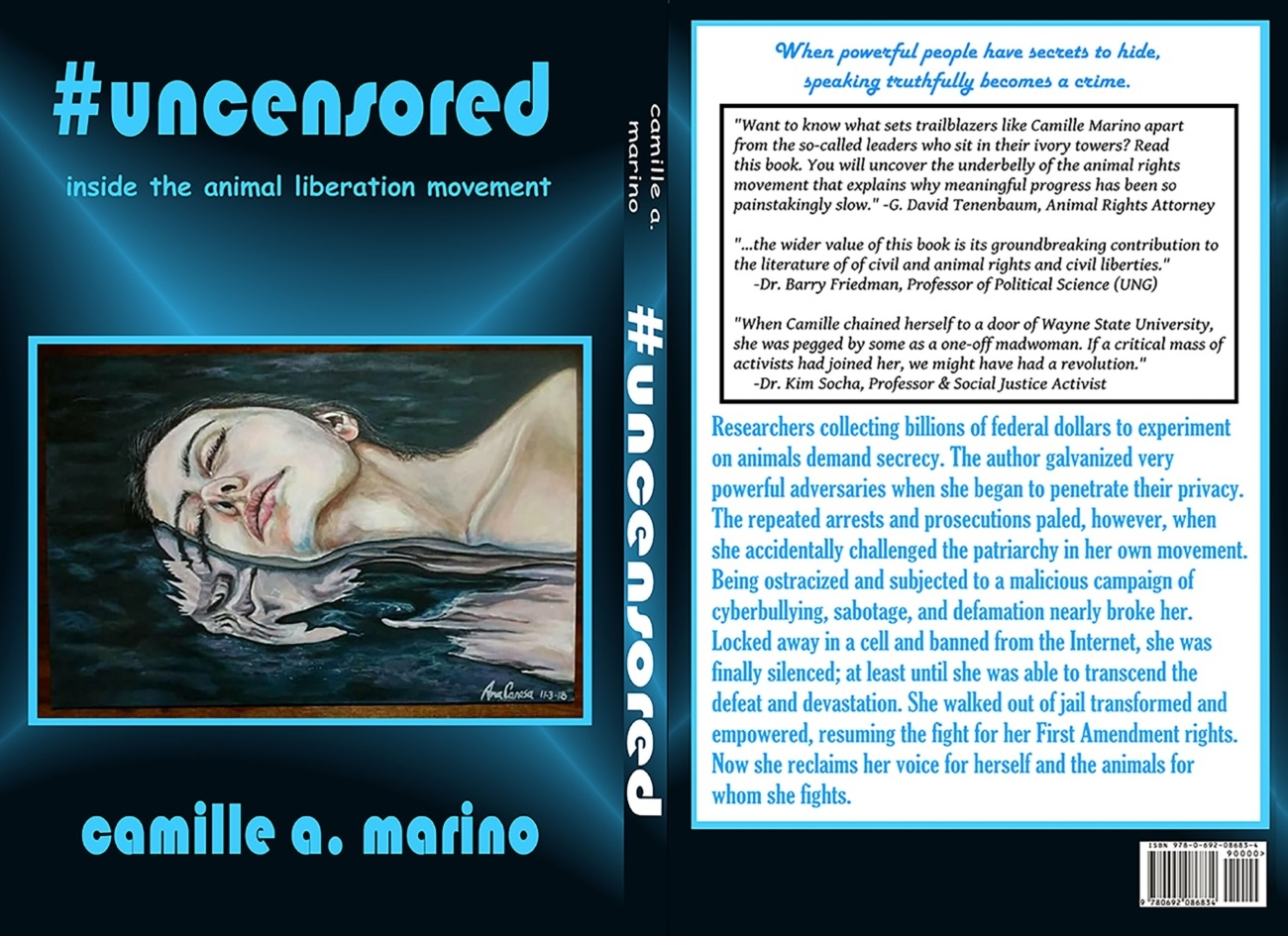 Camille Marino (@eleventhhour) Cover Image