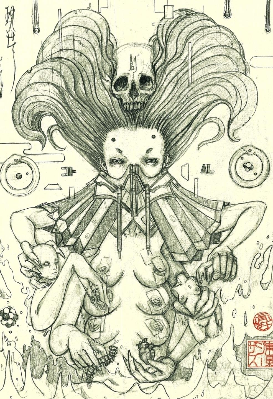 TokyoJesus (@tokyojesus) Cover Image